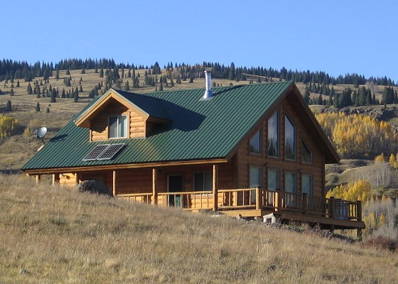 Log homes plans colorado home design and style for Colorado log home plans