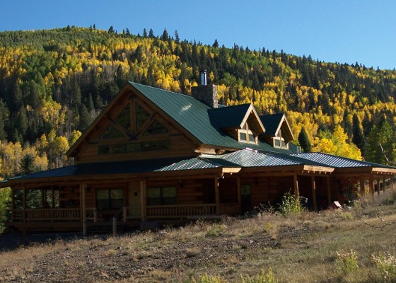 Allpine Log Homes – The Finest Colorado Log Homes