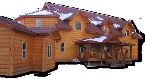 House Log Production Colorado Log Homes Allpine Lumber Co