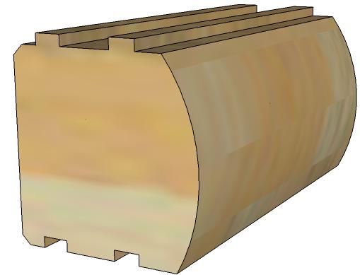 House Logs Colorado Log Homes Allpine Lumber Co
