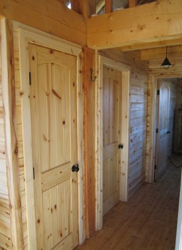 Tongue And Groove Paneling Colorado Log Homes Allpine Lumber