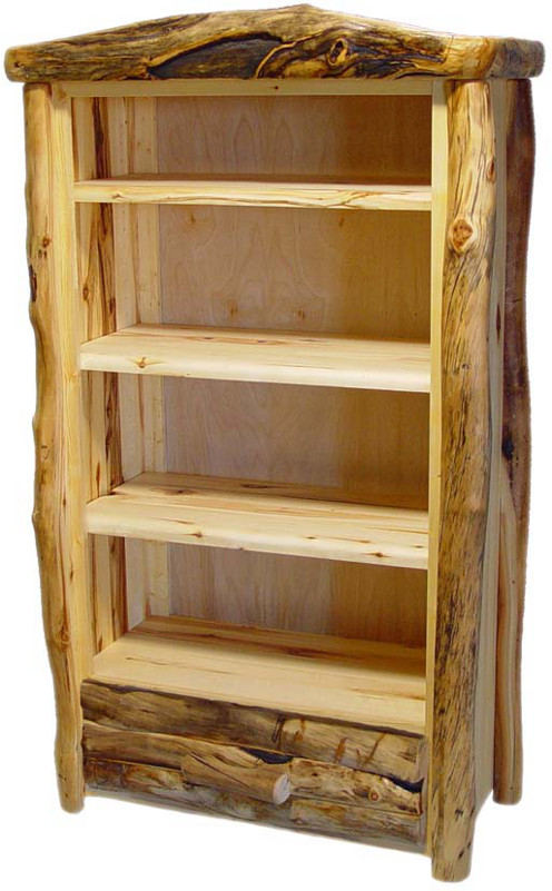 Rustic bookshelf plans woodideas - Bookshelf designs ...
